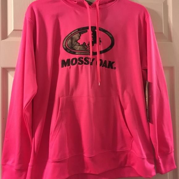 ea56ab3eb31e0 Mossy Oak Jackets & Coats | Hot Pink Hoodie | Poshmark